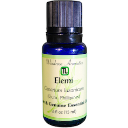 Elemi (Phillipines) Canarium Iuzonicum Essential Oil