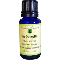 Fir Needle (Russia) Abies siberica Essential Oil