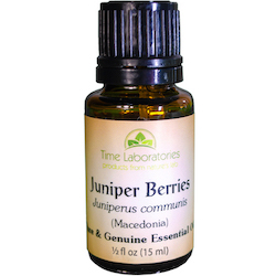Juniper Berries (Macedonia) Juniperus communis Essential Oil