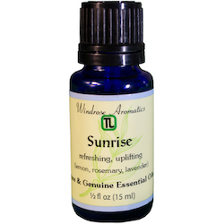 Sunrise (Lemon, Rosemary, Lavender) Essential Oil Blend