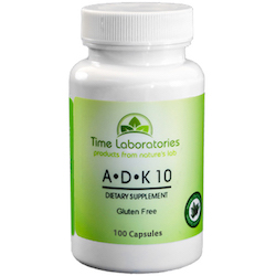 ADK 10 - Vitamin A, D2, and K2