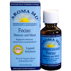 Focus: Memory and Mind (1oz)