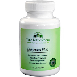 Enzymes Plus Capsules (200)
