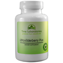 Ultra Elderberry Plus 200mg Capsules (90)